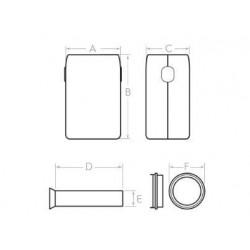 LOFT mobilais kondicionieris aksesuāri